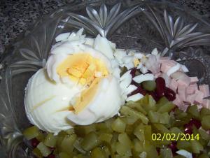 Rančerský salát