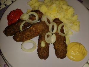 Bulharské biftečky (kefty)