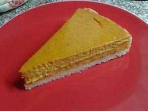 Dýňovo-meruňkový koláč