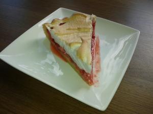 Jahodový koláč