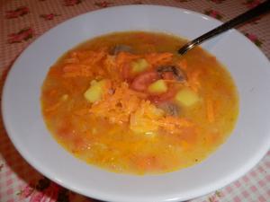 Šči (zelná polévka)