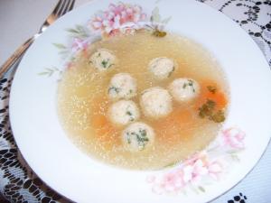 Pekařská polévka
