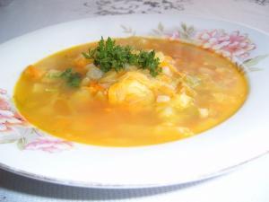 Albánská polévka