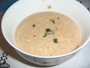 Chlebová polévka (Žebrácká)