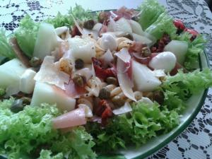 Korsický salát