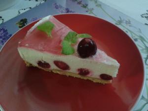 Třešňový dezert