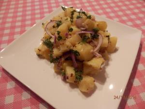 Tyrolský bramborový salát